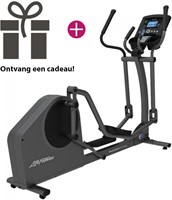 Life Fitness E1 GO Crosstrainer - Showroom model-1