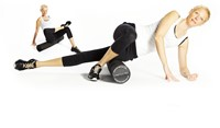 Gymstick Pro Foam Roller Met Trainingsvideo - 45 cm-2