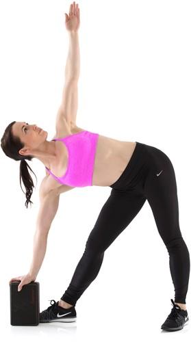 Gymstick Yoga Blok - Met Trainingsvideo's-2
