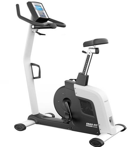Ergo-Fit Cycle 4000 S Hometrainer - Gratis montage