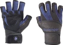 Harbinger BioFlex WristWrap - Black/Blue
