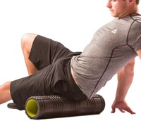 Triggerpoint The Grid 2.0 Foam Roller - Zwart-3