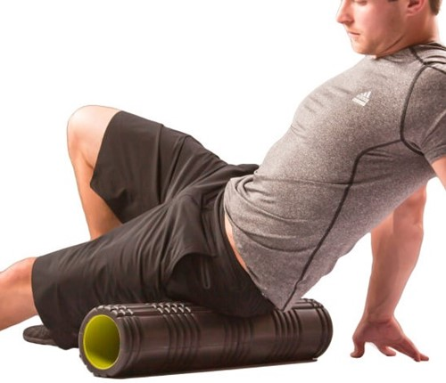 Triggerpoint The Grid 2.0 Foam Roller - Roze-3