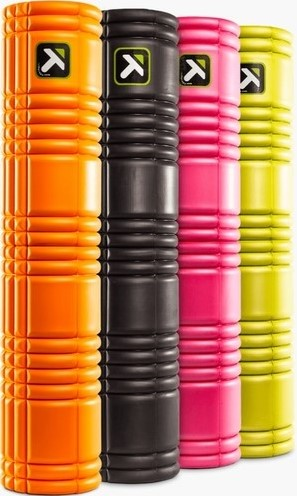 Triggerpoint The Grid 2.0 Foam Roller - Oranje-2