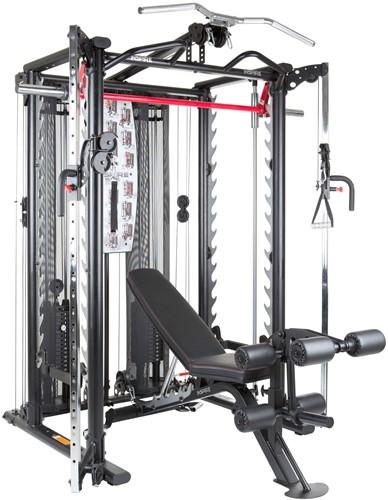 Finnlo Maximum Inspire - SCS Smith Cage - Inclusief Trainingsbank
