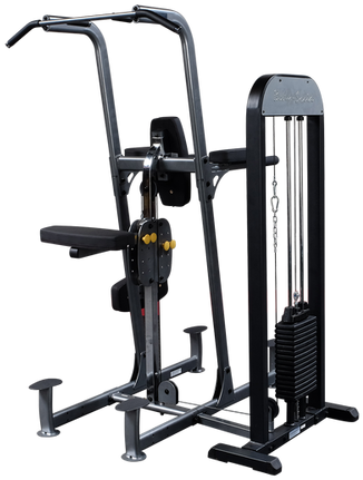 Body-Solid Weight Assisted Chin-Dip Machine