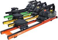 First Degree Fitness Neon Rower Plus - Geel - Gratis montage-3