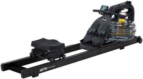 First Degree Fitness Neon Rower Plus - Zwart - Gratis montage