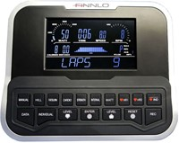 Finnlo Exum XTR Ergometer Hometrainer - Gratis montage
