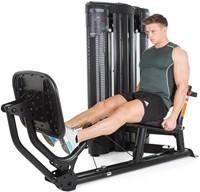 Finnlo Maximum Inspire DUAL Krachtstation - Leg Press en Calf Press-3