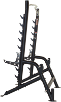 Finnlo Maximum Inspire Squat Rack met Optrekstang-3