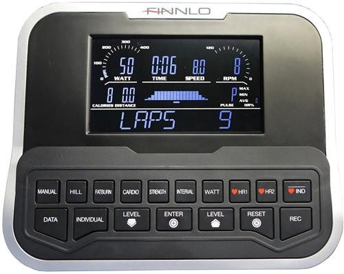 Finnlo Varon XTR II Ergometer Hometrainer - Gratis montage-3