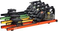 First Degree Fitness Neon Rower - Zwart - Gratis montage-3