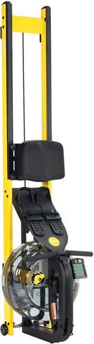 First Degree Fitness Neon Rower - Geel - Gratis montage-2