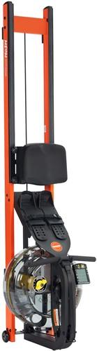 First Degree Fitness Neon Rower - Oranje - Gratis montage-2