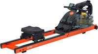 First Degree Fitness Neon Rower - Oranje - Gratis montage