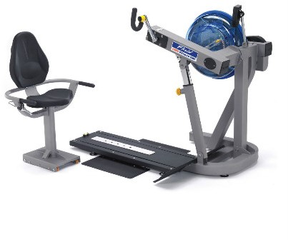 First Degree Fitness E820 Fluid Upper Body Roeitrainer - Gratis trainingsschema