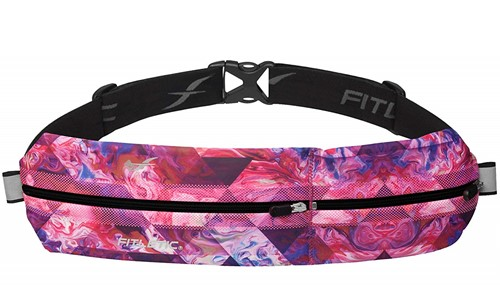 Fitletic Bolt Pink Print