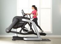 Life Fitness Platinum Club Discover SE3 Flexstrider - Black Onyx - Gratis montage-3