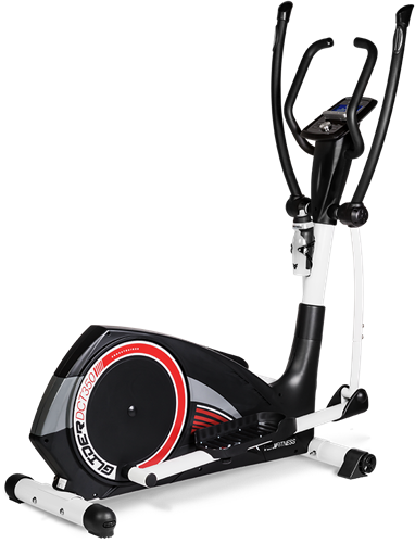 Flow Fitness Glider DCT350i Up Crosstrainer - Gratis montage