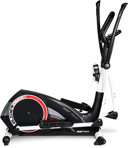 Flow Fitness Glider DCT350i Up Crosstrainer - Gratis montage-2