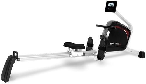 Flow Fitness Driver DMR250 Roeitrainer - Gratis borstband