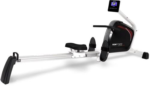 Flow Fitness Driver DMR800 Roeitrainer - Gratis borstband