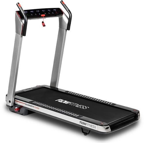 Flow Fitness DTM400i Loopband - Gratis borstband