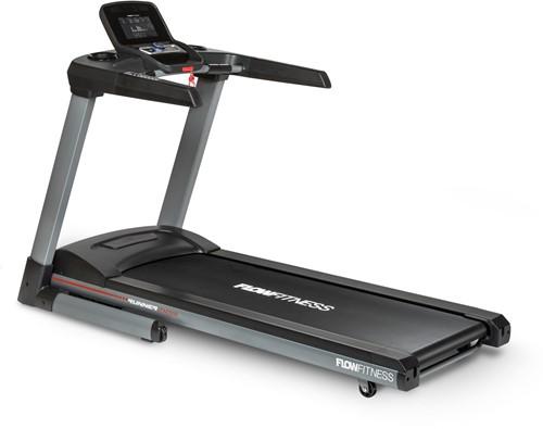 Flow Fitness Runner DTM2500 Loopband - Gratis trainingsschema