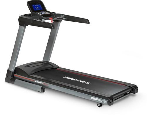 Flow Fitness Runner DTM3500i Loopband - Gratis borstband