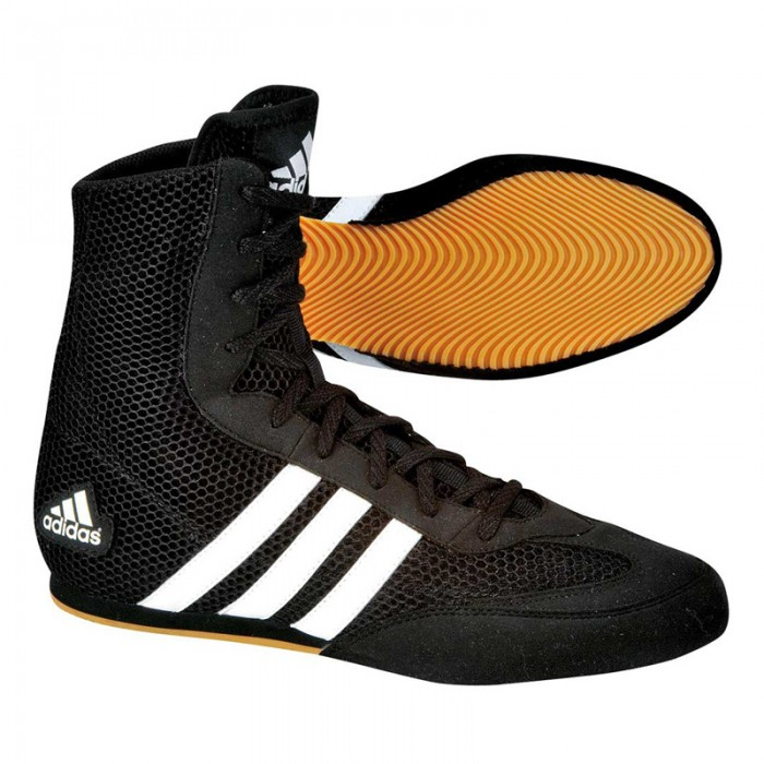 Adidas Box Hog II Zwart Wit 39 1-3