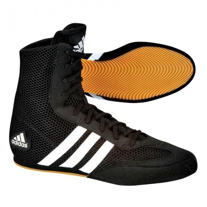 Adidas Box Hog II Zwart Wit 46 2-3