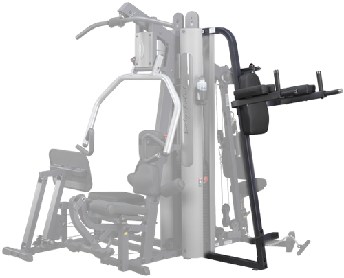 Body-Solid Vertical Knee Raise en Dip Station voor G9S