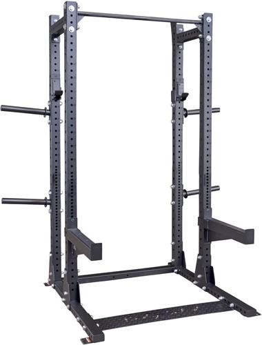 Body-Solid ProClubLine Commercieel Extended Half Rack Squatrek