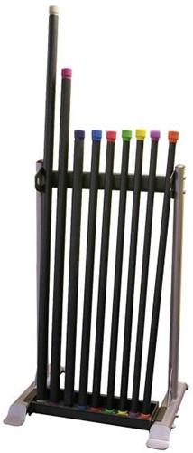Body-Solid Fitness Bar Rack - Opbergrek