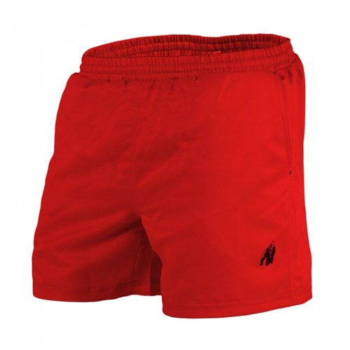 Gorilla Wear Miami Shorts - Red