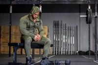 Gorilla Wear Bridgeport Zipped Hoodie - Army Green-3