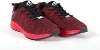 Gorilla Wear Brooklyn Knitted Sneakers (unisex) - Red/Black-2