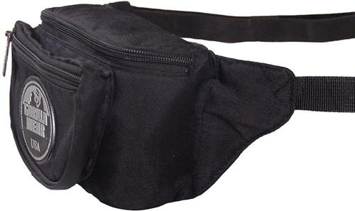 Gorilla Wear Stanley Fanny Pack - Black