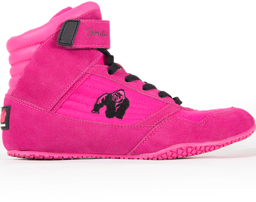 Gorilla Wear High Tops Roze - Fitness schoenen