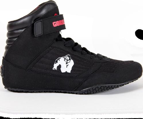 Gorilla Wear High Tops Zwart - Fitness schoenen