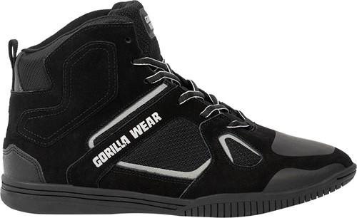 Gorilla Wear Troy High Tops Sportschoenen - Zwart/Grijs