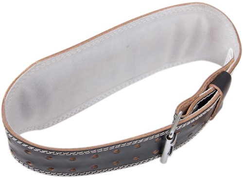 Grizzly Fitness 6 Inch Enforcer Padded Leather Belt-2