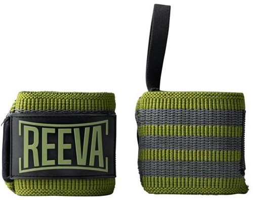Reeva Wrist Wraps - Groen