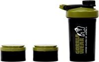 Gorilla Wear Shaker 2 GO - Zwart/Legergroen-2