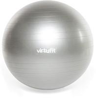VirtuFit Anti-Burst Fitnessbal Gymbal met Pomp - Grijs - 65 cm -2