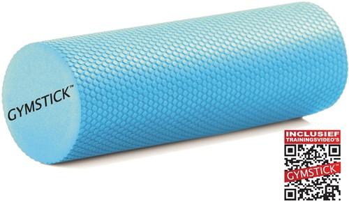 Gymstick Active Compact foam roller 30 cm - Met Trainingsvideo's