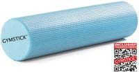 Gymstick Active foam roller 60 cm - Met Trainingsvideo's
