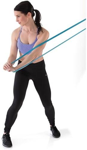 Gymstick Active power band - Met Online Trainingsvideo's - Medium-2