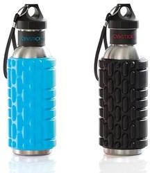 Gymstick Bottle Roller - Foam Roller en Drinkfles in 1